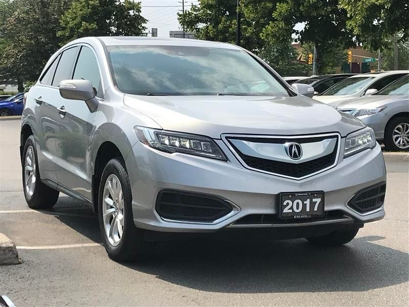 2017 Acura RDX At in Markham, Ontario - 7 - w1024h768px