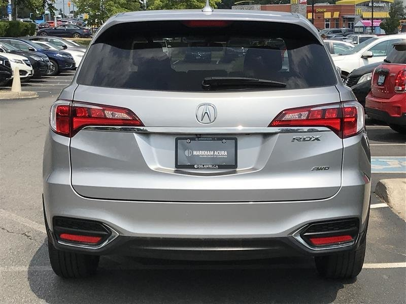 2017 Acura RDX At in Markham, Ontario - 5 - w1024h768px