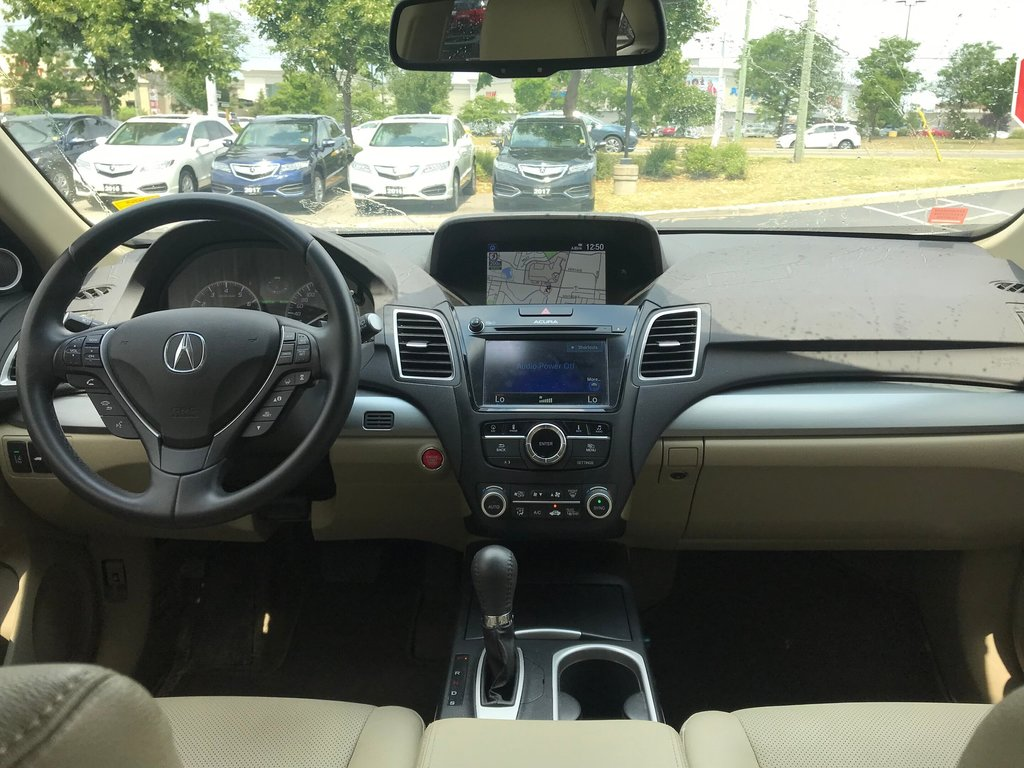 2017 Acura RDX Tech at in Markham, Ontario - 13 - w1024h768px