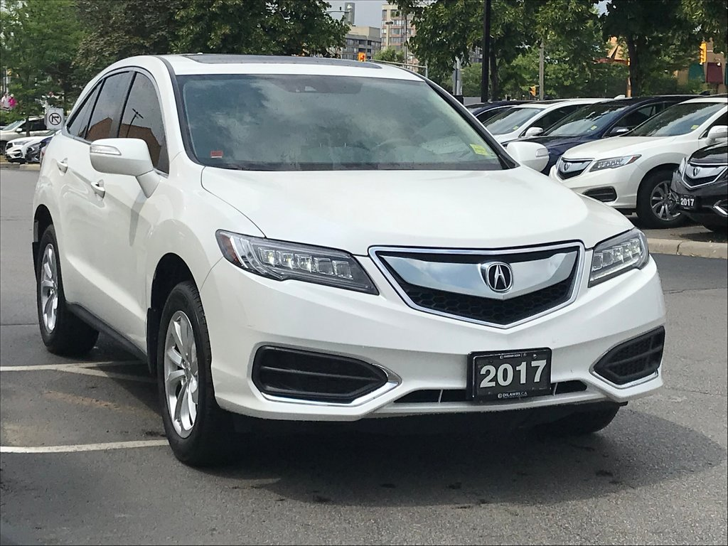 2017 Acura RDX Tech at in Markham, Ontario - 7 - w1024h768px