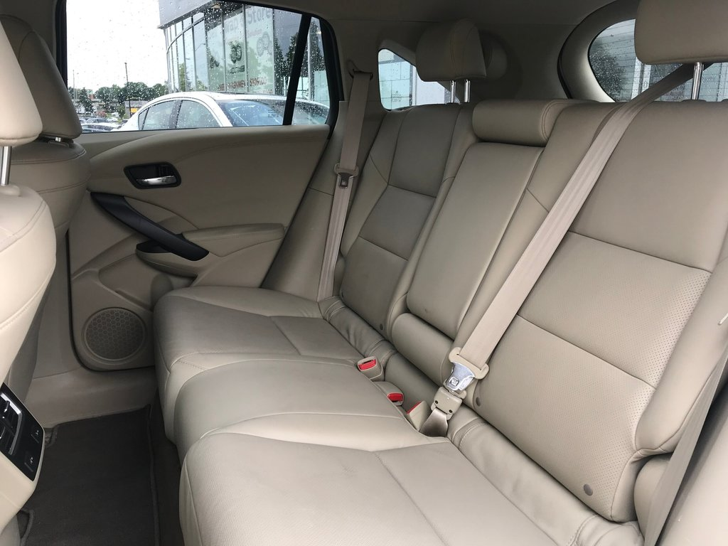 2017 Acura RDX Tech at in Markham, Ontario - 12 - w1024h768px