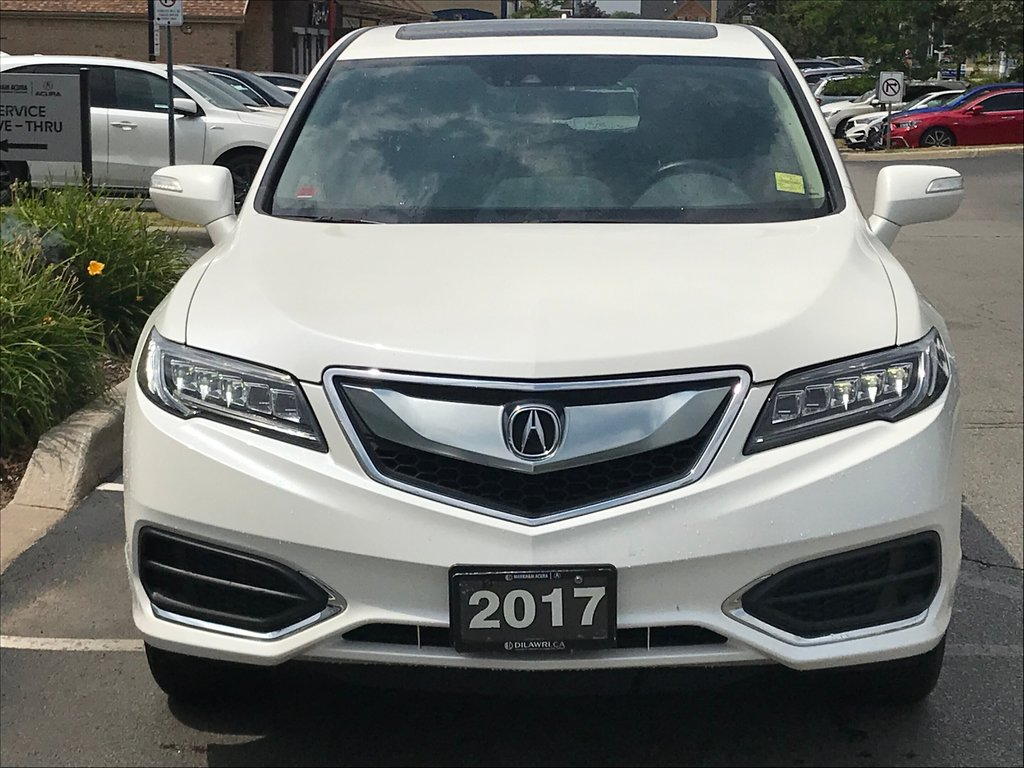 2017 Acura RDX Tech at in Markham, Ontario - 8 - w1024h768px