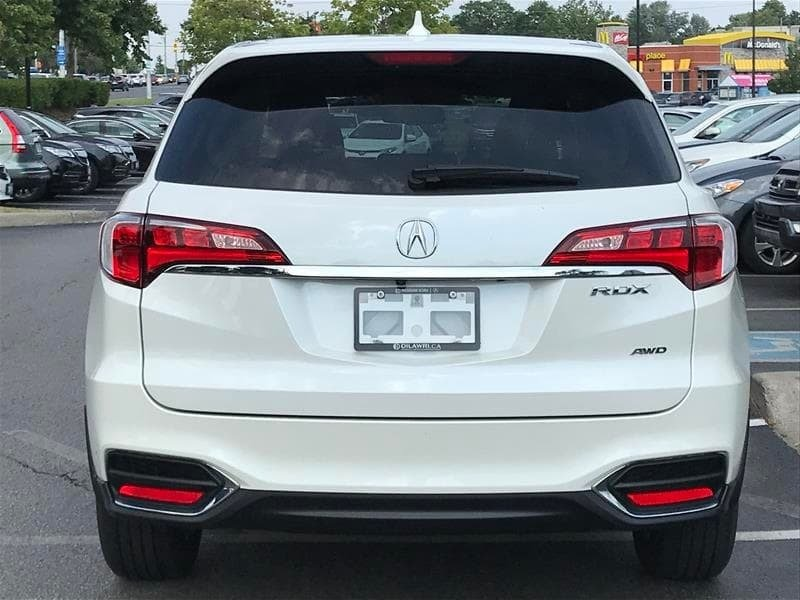 2017 Acura RDX Tech at in Markham, Ontario - 5 - w1024h768px