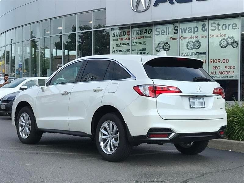 2017 Acura RDX Tech at in Markham, Ontario - 4 - w1024h768px