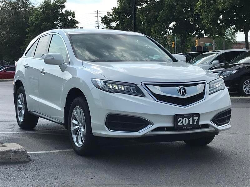 2017 Acura RDX Tech at in Markham, Ontario - 6 - w1024h768px