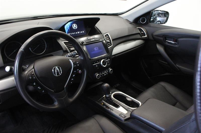 2017 Acura RDX Tech at in Regina, Saskatchewan - 9 - w1024h768px