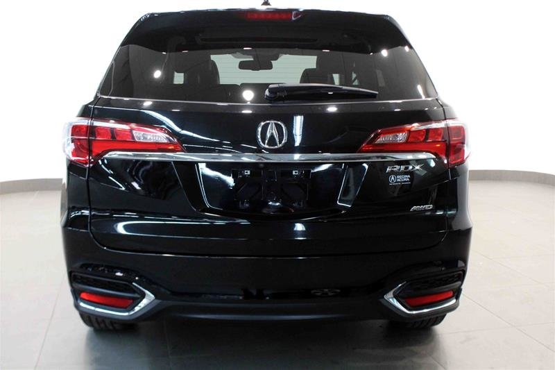 2017 Acura RDX Tech at in Regina, Saskatchewan - 20 - w1024h768px