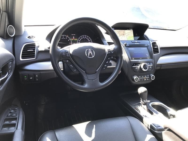 2017 Acura RDX Tech at in Markham, Ontario - 9 - w1024h768px