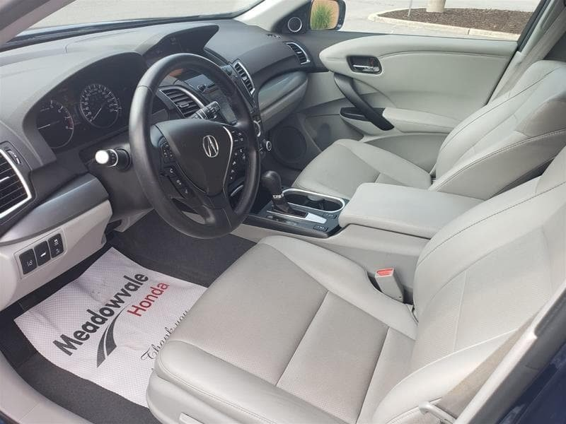 2017 Acura RDX Tech at in Mississauga, Ontario - 25 - w1024h768px