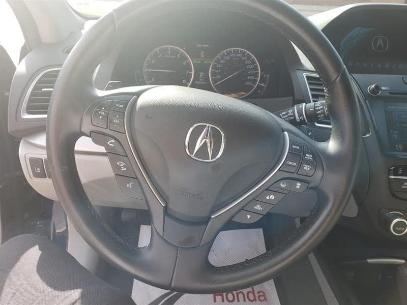 2017 Acura RDX Tech at in Mississauga, Ontario - 27 - w1024h768px