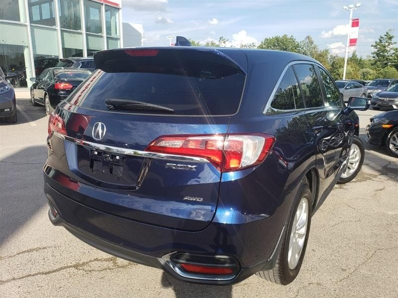 2017 Acura RDX Tech at in Mississauga, Ontario - 21 - w1024h768px