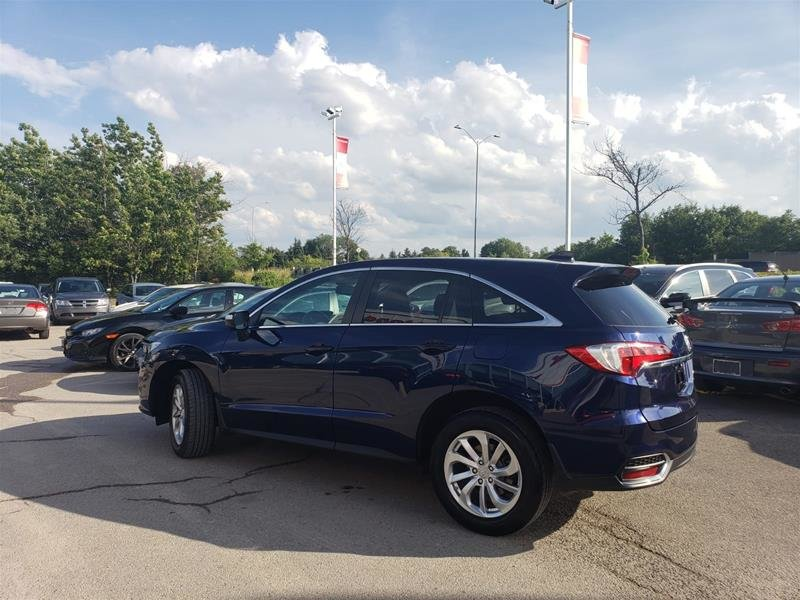 2017 Acura RDX Tech at in Mississauga, Ontario - 7 - w1024h768px
