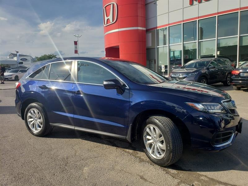 2017 Acura RDX Tech at in Mississauga, Ontario - 3 - w1024h768px