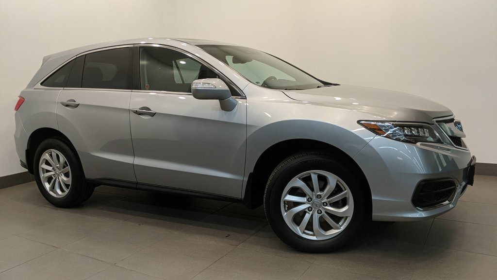 2017 Acura RDX Tech at in Regina, Saskatchewan - 2 - w1024h768px