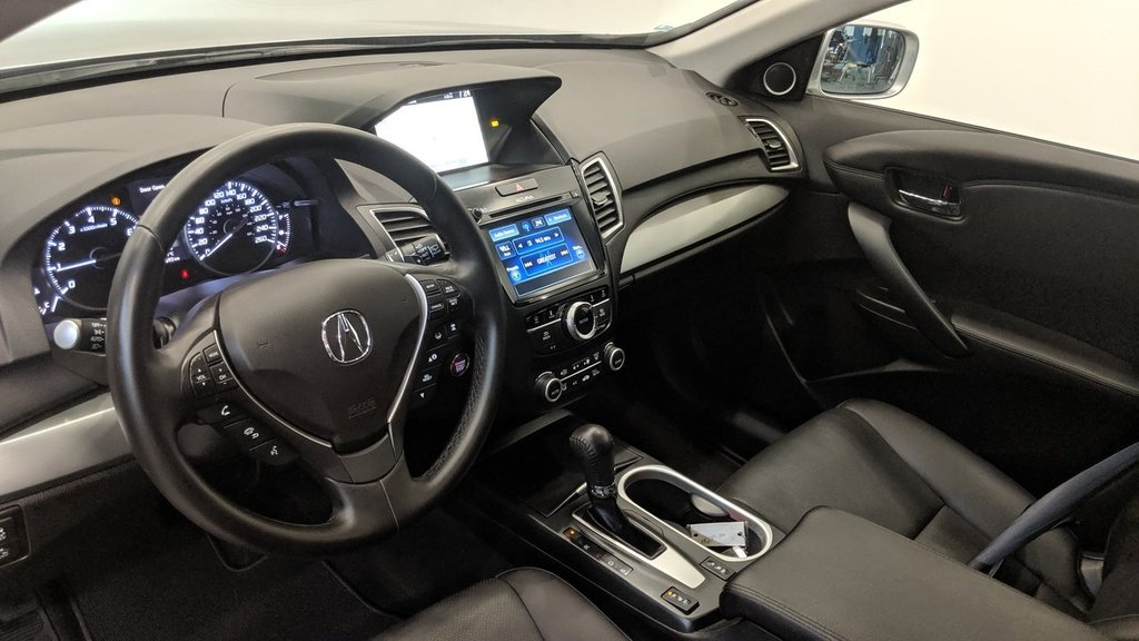 2017 Acura RDX Tech at in Regina, Saskatchewan - 11 - w1024h768px