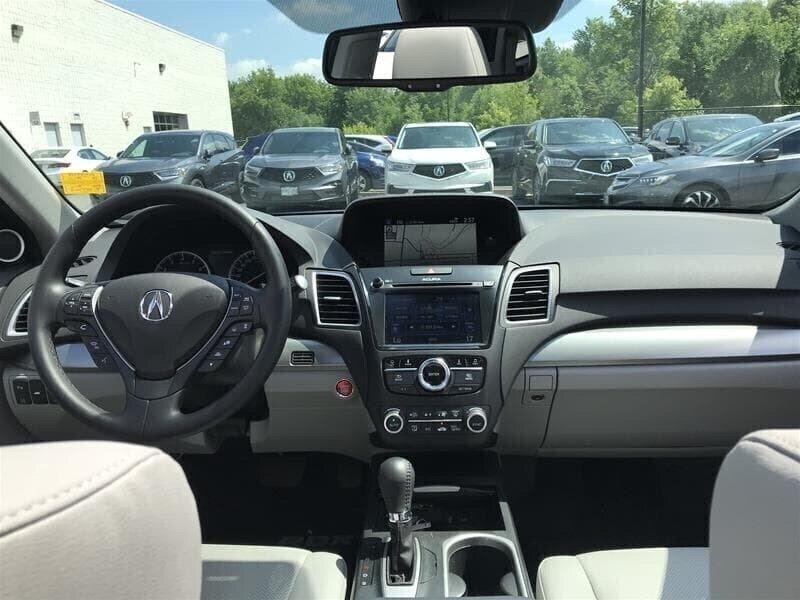 2018 Acura RDX Elite at in Markham, Ontario - 14 - w1024h768px