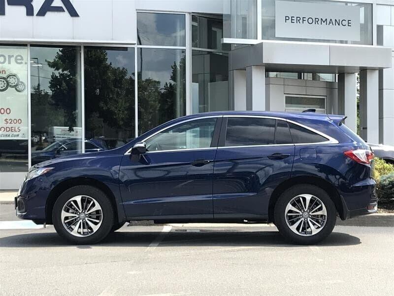 2018 Acura RDX Elite at in Markham, Ontario - 4 - w1024h768px