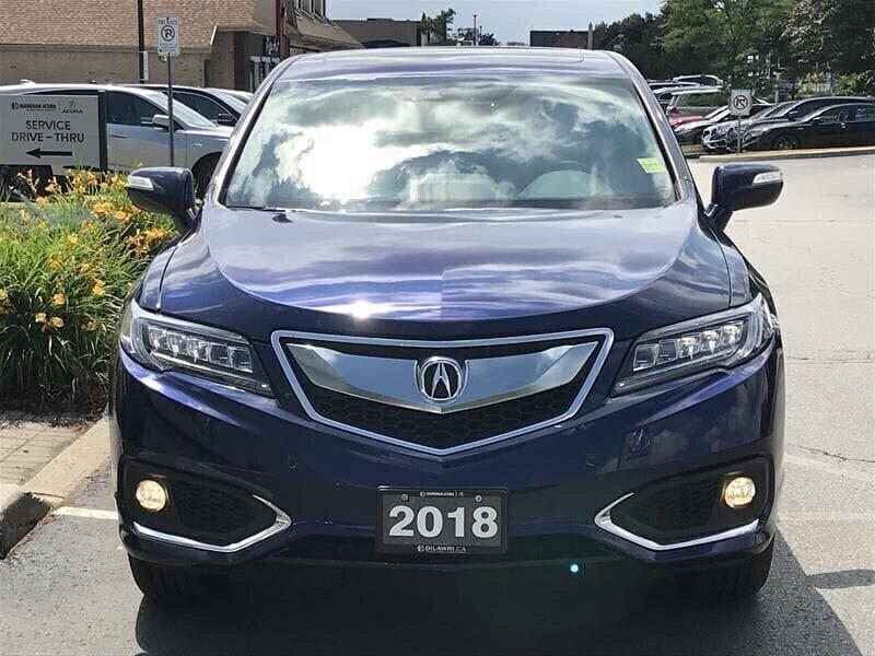 2018 Acura RDX Elite at in Markham, Ontario - 9 - w1024h768px