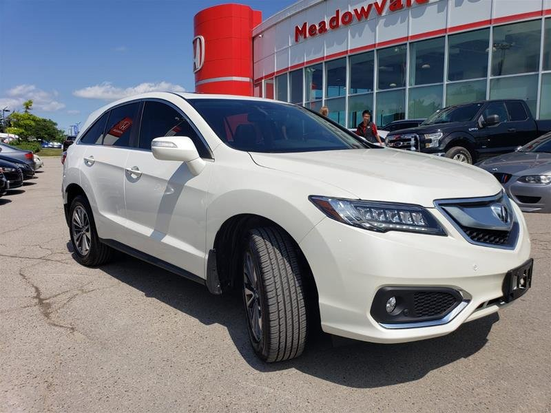 2018 Acura RDX Elite at in Mississauga, Ontario - 3 - w1024h768px