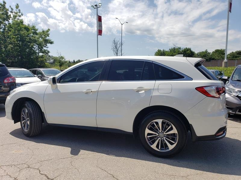 2018 Acura RDX Elite at in Mississauga, Ontario - 8 - w1024h768px