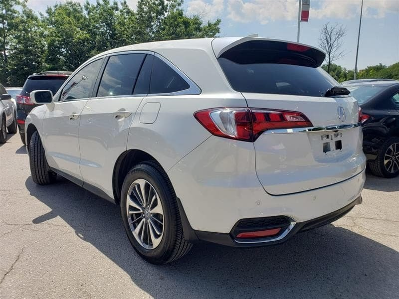 2018 Acura RDX Elite at in Mississauga, Ontario - 26 - w1024h768px