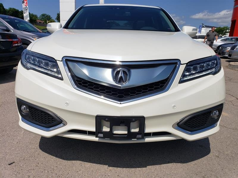 2018 Acura RDX Elite at in Mississauga, Ontario - 2 - w1024h768px