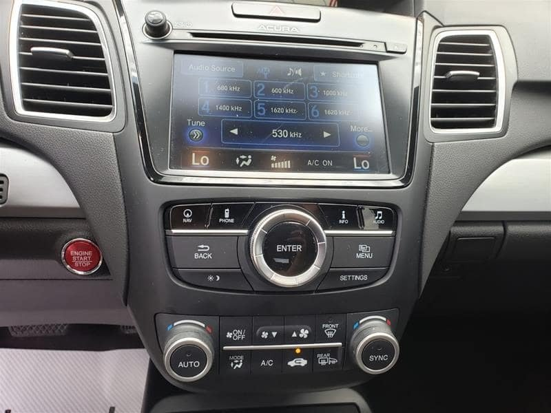 2018 Acura RDX Elite at in Mississauga, Ontario - 34 - w1024h768px