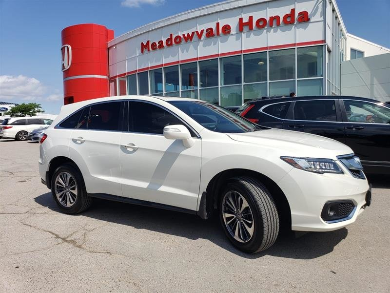 2018 Acura RDX Elite at in Mississauga, Ontario - 4 - w1024h768px