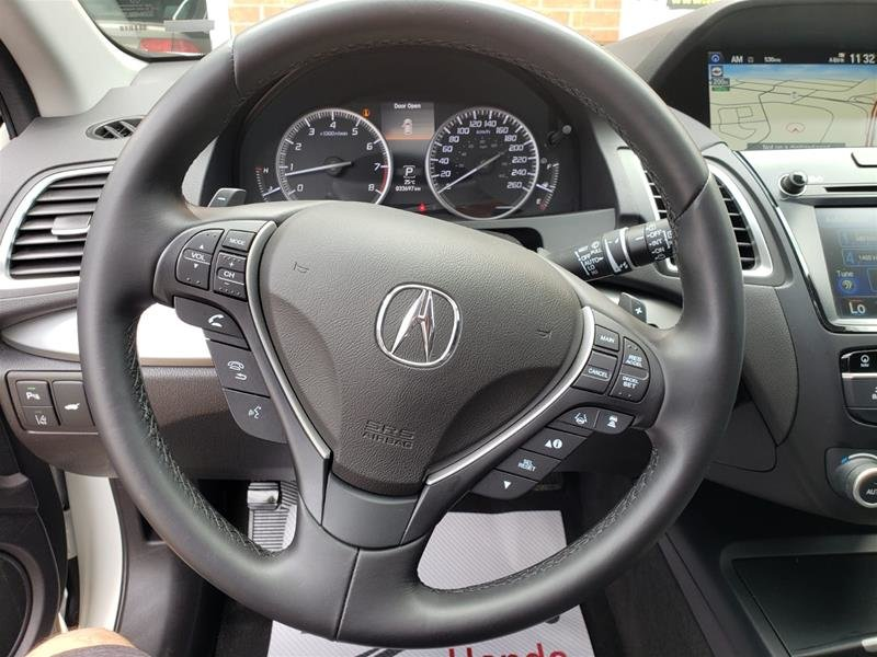2018 Acura RDX Elite at in Mississauga, Ontario - 11 - w1024h768px