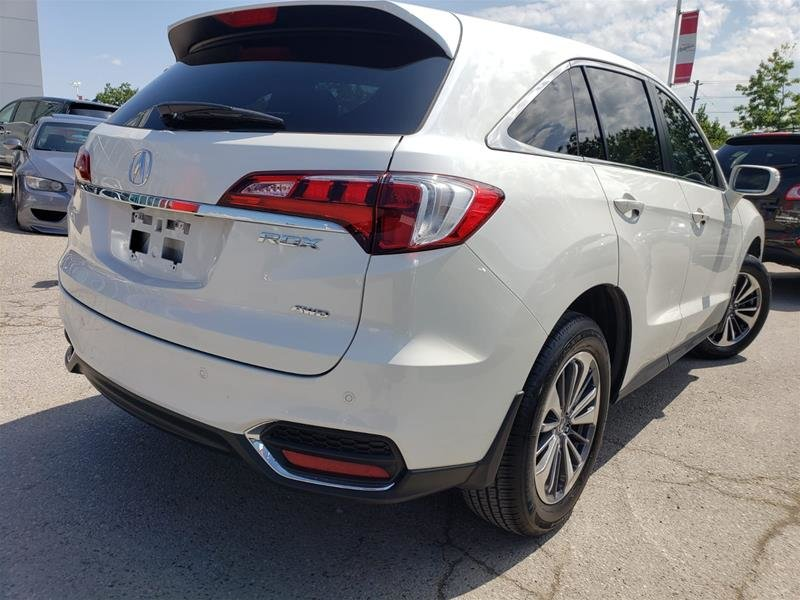 2018 Acura RDX Elite at in Mississauga, Ontario - 5 - w1024h768px