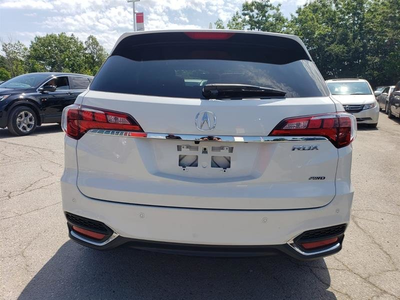 2018 Acura RDX Elite at in Mississauga, Ontario - 6 - w1024h768px