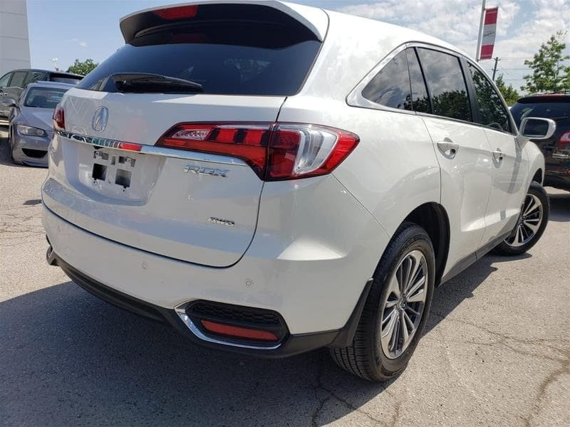 2018 Acura RDX Elite at in Mississauga, Ontario - 24 - w1024h768px