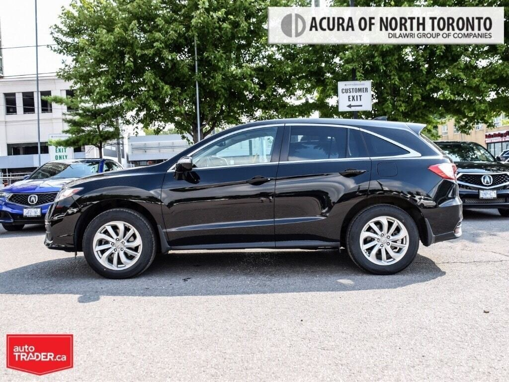2018 Acura RDX Tech at in Thornhill, Ontario - 2 - w1024h768px