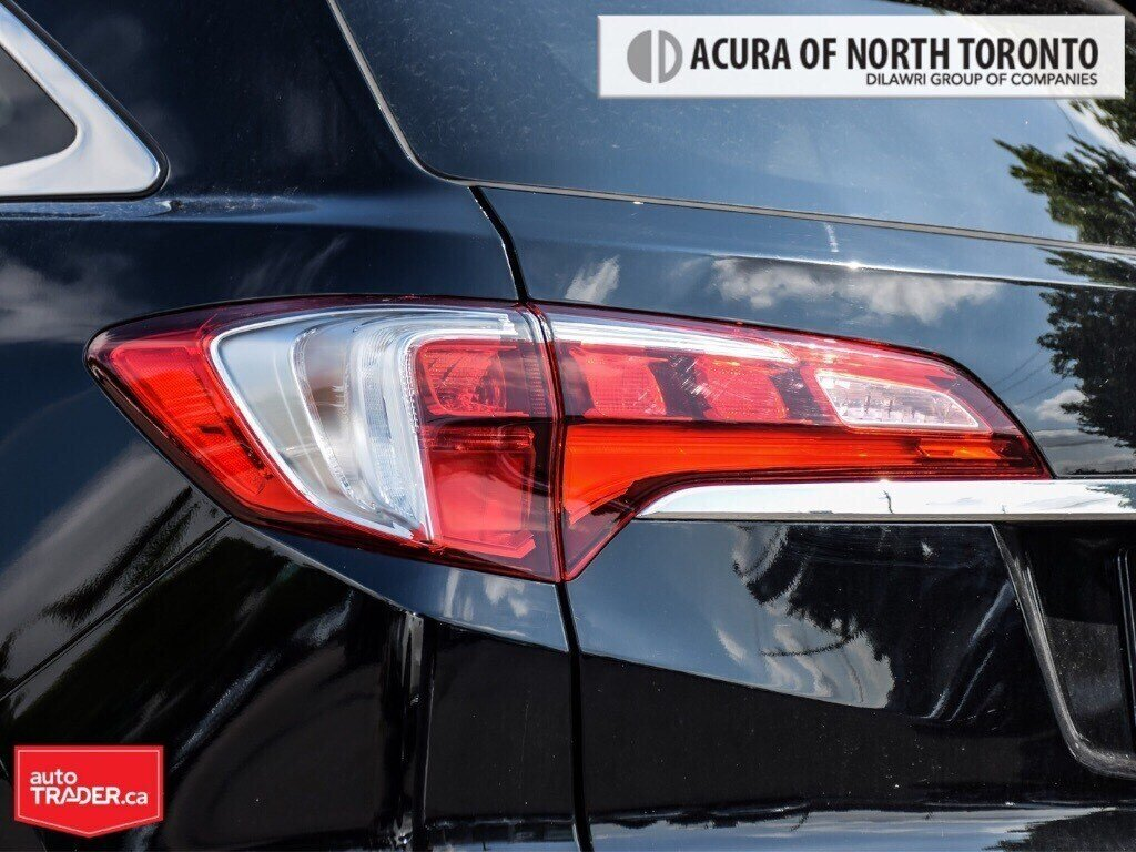 2018 Acura RDX Tech at in Thornhill, Ontario - 7 - w1024h768px