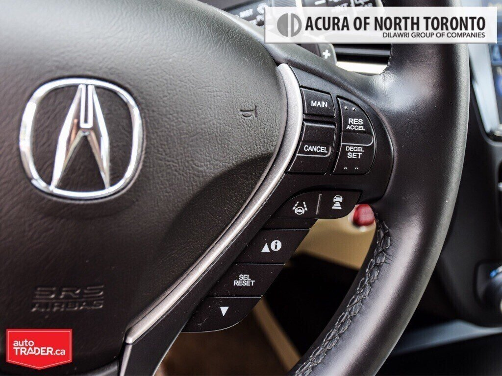 2018 Acura RDX Tech at in Thornhill, Ontario - 21 - w1024h768px