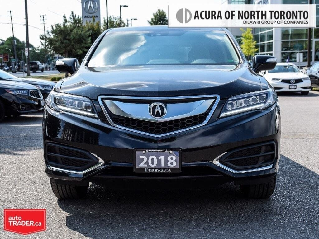 2018 Acura RDX Tech at in Thornhill, Ontario - 5 - w1024h768px