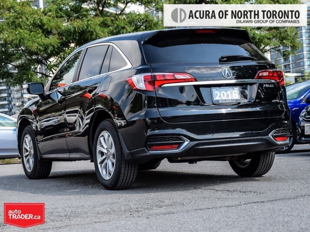 2018 Acura RDX Tech at in Thornhill, Ontario - 3 - w1024h768px