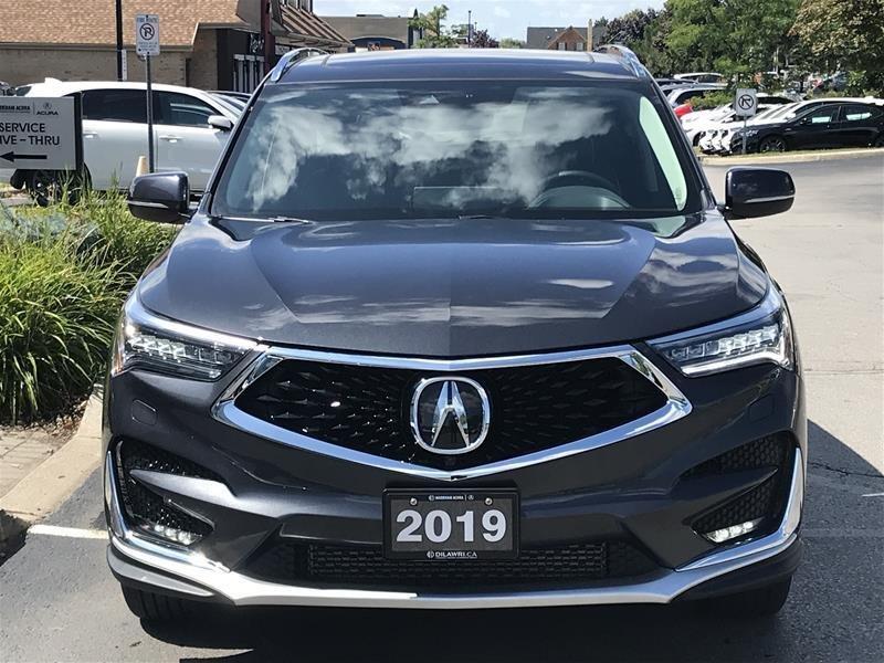 2019 Acura RDX Platinum Elite at in Markham, Ontario - 8 - w1024h768px