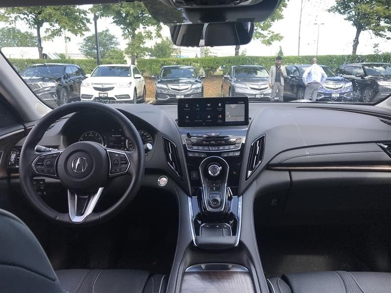 2019 Acura RDX Platinum Elite at in Markham, Ontario - 13 - w1024h768px