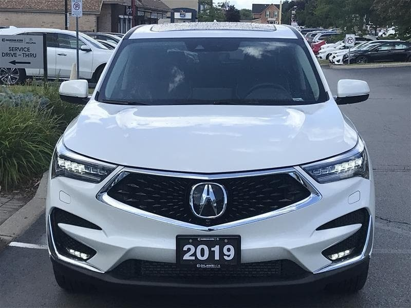 2019 Acura RDX Platinum Elite at in Markham, Ontario - 8 - w1024h768px