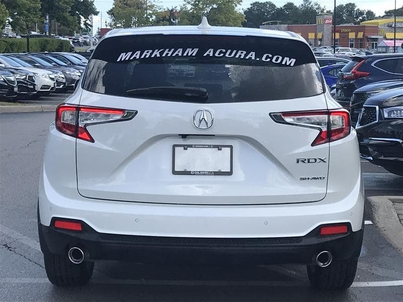 2019 Acura RDX Platinum Elite at in Markham, Ontario - 5 - w1024h768px