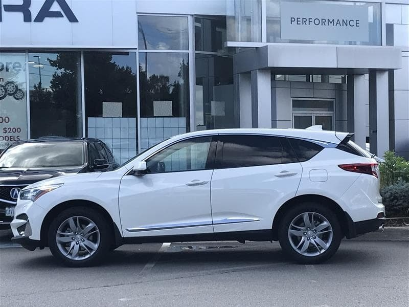 2019 Acura RDX Platinum Elite at in Markham, Ontario - 3 - w1024h768px