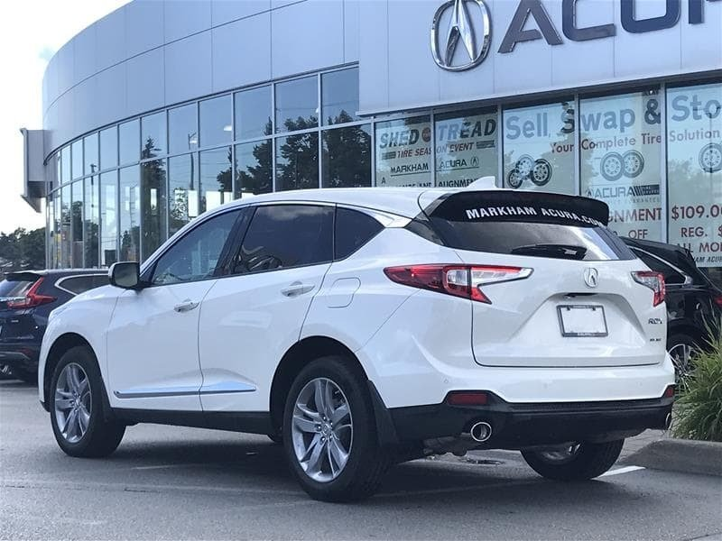 2019 Acura RDX Platinum Elite at in Markham, Ontario - 4 - w1024h768px