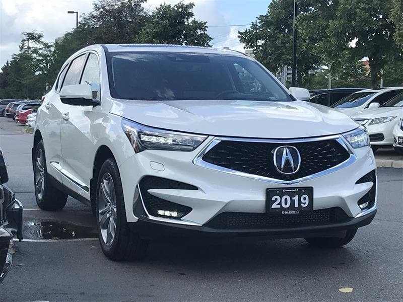2019 Acura RDX Platinum Elite at in Markham, Ontario - 7 - w1024h768px