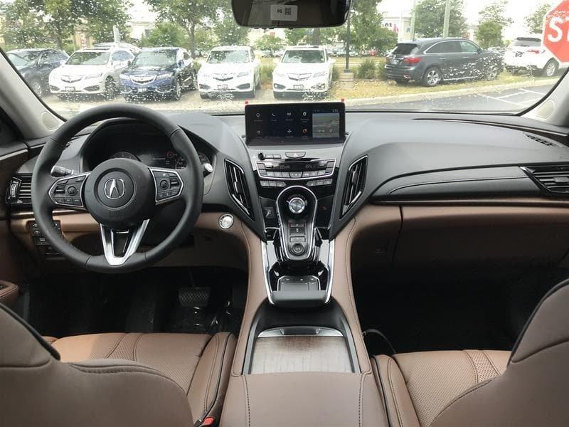 2019 Acura RDX Platinum Elite at in Markham, Ontario - 14 - w1024h768px