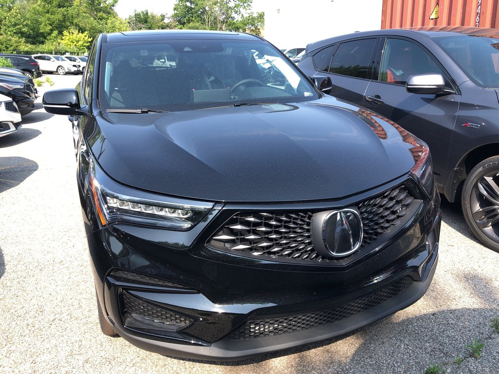2020 Acura RDX SH-AWD A-Spec at in Markham, Ontario - 2 - w1024h768px