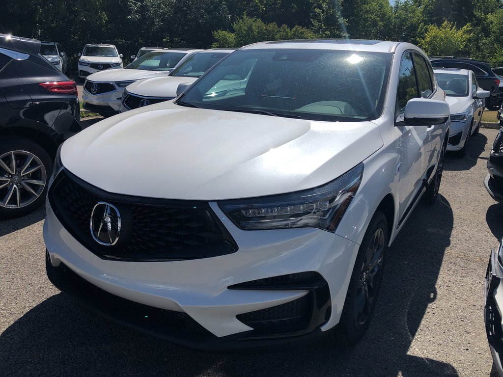 2020 Acura RDX SH-AWD A-Spec at in Markham, Ontario - 1 - w1024h768px