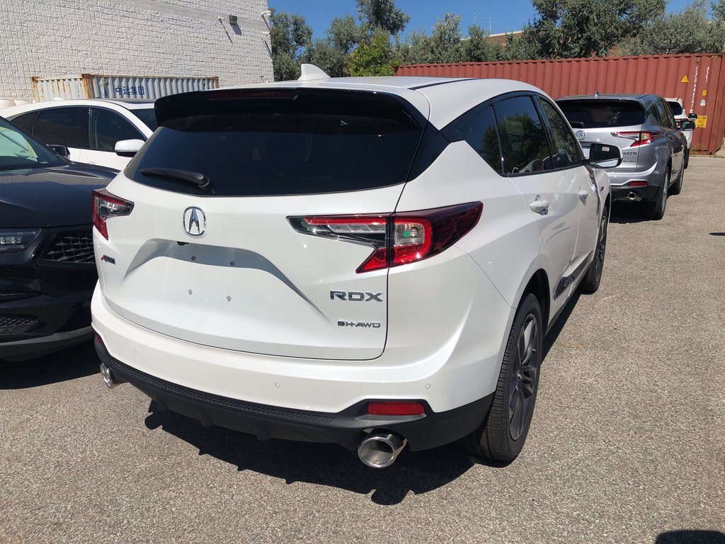 2020 Acura RDX SH-AWD A-Spec at in Markham, Ontario - 4 - w1024h768px