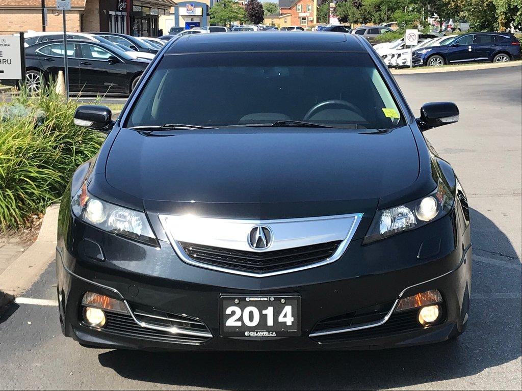 2014 Acura TL A-Spec SH-AWD in Markham, Ontario - 8 - w1024h768px