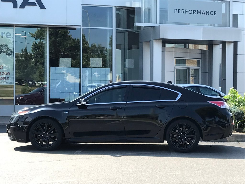 2014 Acura TL A-Spec SH-AWD in Markham, Ontario - 3 - w1024h768px